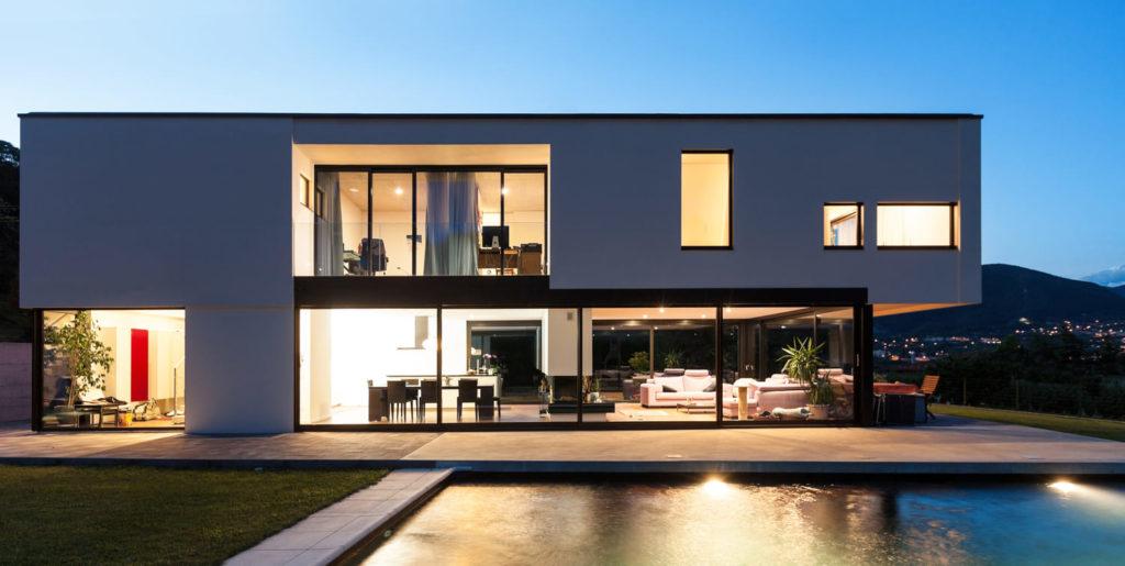 Maison Toit Plat Moderne Contemporaine Prix