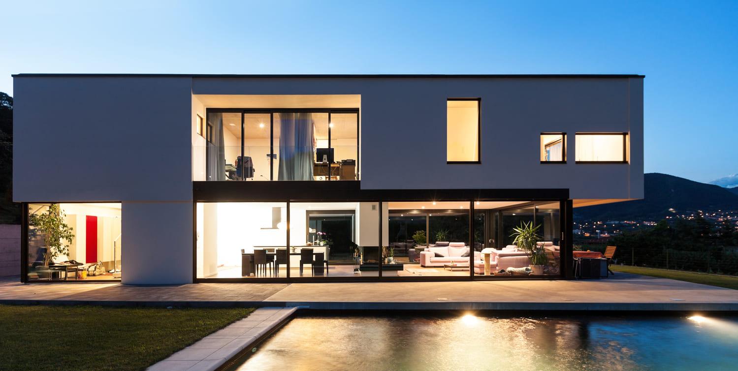 Maison Contemporaine Toit Terrasse maison toit plat : moderne, contemporaine, prix